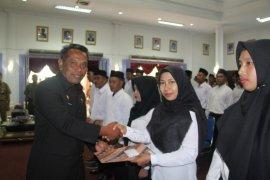 Sekda Paser Katsul Wijaya lantik 160 anggota BPD