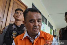 Terdakwa Suryadman Gidot sampaikan permintaan maaf pada semua pihak