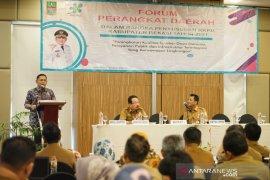 FPD Bekasi rumuskan 43 program prioritas pembangunan daerah 2021