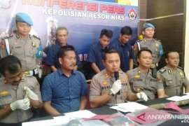 Polres Nias tangkap ayah dan anak pelaku penganiayaan