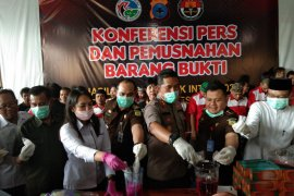 Operasi Antik Polres Banjarbaru ungkap pemasok jaringan Lapas