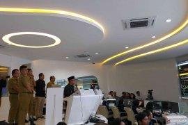 Gubernur Jabar koordinasi online dengan kabupaten/kota terkait COVID-19