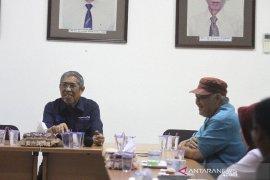 Perum LKBN Antara Biro Kalsel Berkunjung Ke Banjarmasin Post