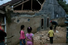 Ternyata, gempa  Sukabumi  Selasa sore terkuat di dataran Jabar dalam 19 tahun terakhir