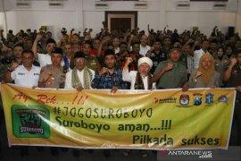 Polrestabes Surabaya serukan Pilkada 2020 damai