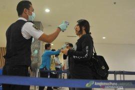 Bandara Ngurah Rai mulai cek suhu tubuh penumpang domestik