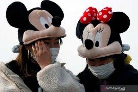 Penutupan Disneyland, DisneySea Tokyo dan USJ diperpanjang untuk cegah corona