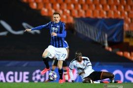 Liga Champions, empat gol Ilicic warnai langkah Atalanta ke delapan besar
