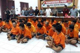Polresta Kediri ungkap modus baru penjualan obat di kalangan pelajar