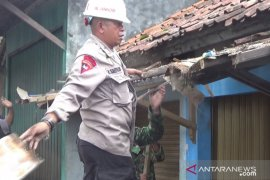 Tim gabungan diturunkan di lokasi terdampak gempa
