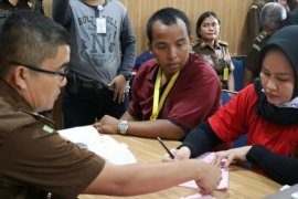 Kejati Sumut: tersangka pembunuhan hakim dititipkan di Rutan Medan