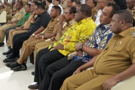 Rapat Kerja bupati se-Papua Barat di Wondama dipercepat