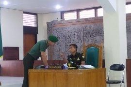 Pengadilan Militer Denpasar adili anggota TNI didakwa asusila