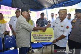 Pemprov Gorontalo bantu korban banjir dan longsor di Bolmong Utara