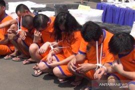 Polrestabes Surabaya amankan tujuh juta butir pil koplo