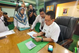 Wali Kota Pontianak ajak warga sensus penduduk melalui online