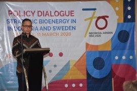 Indonesia, Sweden to cooperate in sustainable bioenergy development