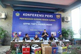 """Bea Cukai Probolinggo apresiasi gerakan """"Gempur Rokok Ilegal"""" Diskominfo Lumajang"""