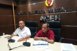 Aceh tuan rumah rapat koordinasi KONI se-Sumatera