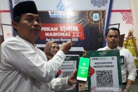 Bank Indonesia Malang kenalkan cara mudah beramal nontunai
