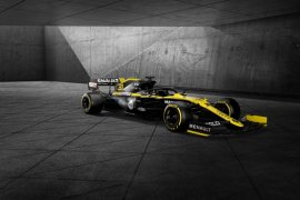 Tim  Renault luncurkan livery mobil F1 2020 jelang Grand Prix Australia