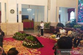 Cegah corona, Presiden Jokowi makin sering minum jamu