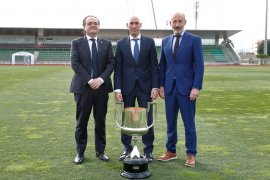 Giliran partai final Copa del Rey terdampak COVID-19
