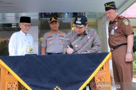 Wujudkan wilayah bebas korupsi, Pemkot Tangerang - Polisi bersinergi