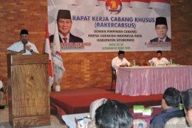 Rakercabsus hadirkan ASN, Bawaslu Situbondo panggil Ketua DPC Gerindra