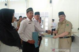 Pemerintah Kabupaten Rejang Lebong upayakan gaji guru agama desa naik