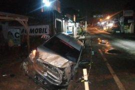 Kecelakaan di Lingkar Selatan Serang satu orang meninggal