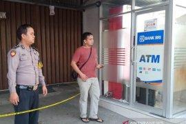 ATM BRI dibobol maling, kerugian sekitar Rp200 juta