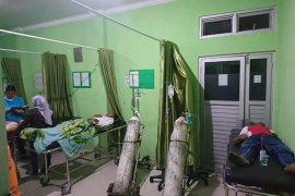 Lebih dari 50 orang diduga keracunan ikan tongkol di Pasaman Barat