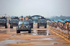 Polri kirim 154 orang ke Sudan untuk misi perdamaian