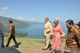 Raja dan Ratu Belanda kunjungi Bukit Singgolom Danau Toba