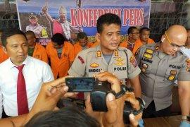 Polres Asahan tangkap 12 juru tulis togel