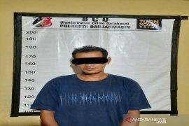 Polisi tetapkan pemilik delapan paket sabu jadi tersangka