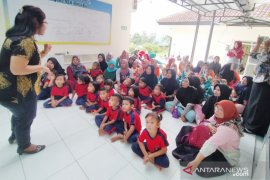 Kabupaten Bogor gencar sosialisasikan virus corona