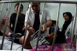 Puluhan pasien DBD masih dirawat di RS swasta Kewapante