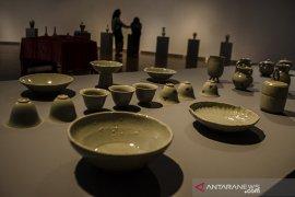 Pameran seni keramik Korea Selatan