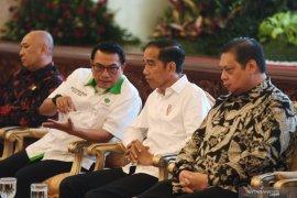 Cerita Presiden Jokowi hadiahkan durian untuk istrinya Iriana