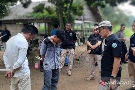 Polda Jambi amankan 24 orang pemakai sabu-sabu di Danau Sipin