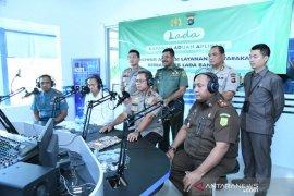 """Aplikasi """"Lada Bangka"""" diluncurkan melalui siaran """"Kring Polisi"""" RRI"""