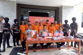 Polres Belitung bekuk seorang  bandar narkoba