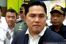 Erick Thohir sebut obat Chloroquine dan avigan ikhtiar lawan virus corona