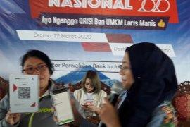 Bank Indonesia Malang dorong pedagang di Bromo gunakan QRIS