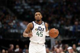 Basket, NBA - Pemain Utah Jazz Donovan Mitchell positif terkena virus corona