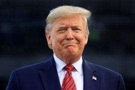 Presiden  AS Trump tarik lidah sendiri dengan balik puji persiapan Olimpiade