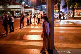"""Duterte umumkan """"penguncian"""" Manila perangi corona"""