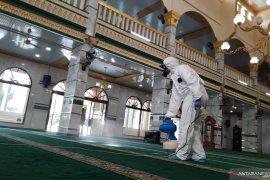 DMI siapkan dua juta botol karbol untuk masjid di seluruh Indonesia